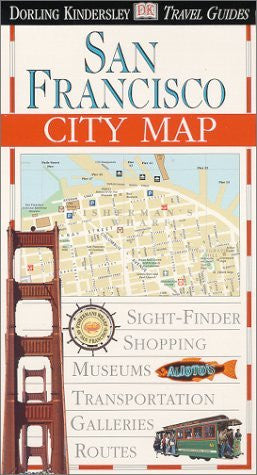 us topo - Eyewitness Travel City Map to San Francisco - Wide World Maps & MORE! - Book - Wide World Maps & MORE! - Wide World Maps & MORE!