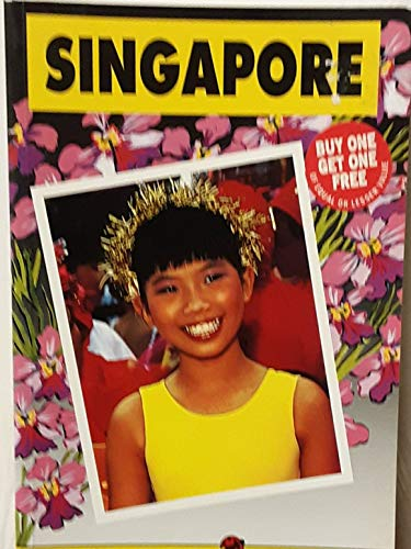 Singapore (Travel Bugs) - Wide World Maps & MORE! - Book - Brand: Macmillan General Reference - Wide World Maps & MORE!