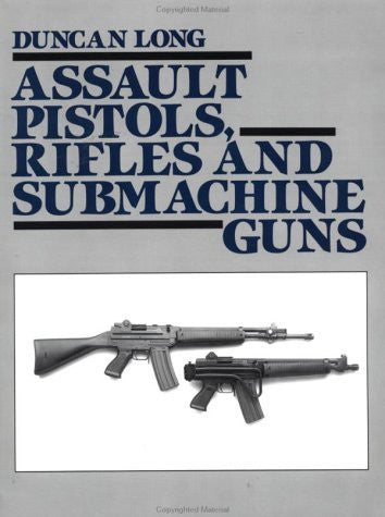 us topo - Assault Pistols, Rifles And Submachine Guns - Wide World Maps & MORE! - Book - Brand: Paladin Press - Wide World Maps & MORE!