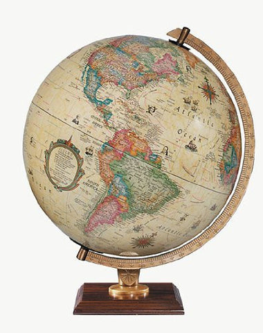 Replogle Carlyle 12-inch Diam. Tabletop Globe - Wide World Maps & MORE! - Home - Replogle Globes - Wide World Maps & MORE!