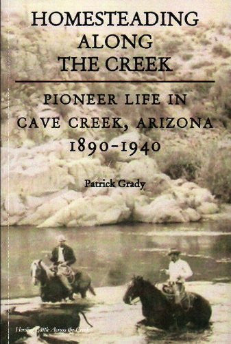 us topo - Homesteading Along the Creek. Pioneer Life In Cave Creek, Arizona Territory 1890-1940 - Wide World Maps & MORE! - Book - Wide World Maps & MORE! - Wide World Maps & MORE!