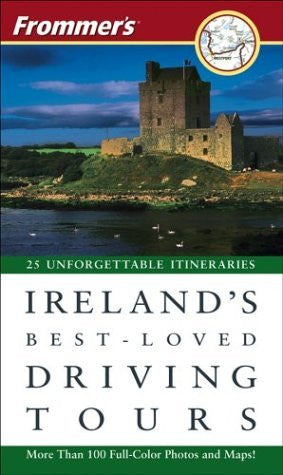 us topo - Frommer's Ireland's Best-Loved Driving Tours - Wide World Maps & MORE! - Book - Brand: Frommer's - Wide World Maps & MORE!