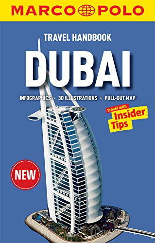 Dubai Marco Polo Handbook (Marco Polo Handbooks) - Wide World Maps & MORE! - Book - Ingramcontent - Wide World Maps & MORE!