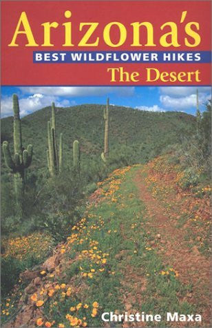 us topo - Arizona's Best Wildflower Hikes: The Desert - Wide World Maps & MORE! - Book - Brand: Westcliffe Publishers - Wide World Maps & MORE!