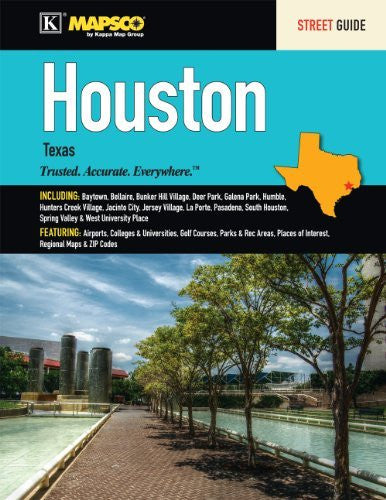 us topo - Houston, TX Street Guide - Wide World Maps & MORE! - Book - Wide World Maps & MORE! - Wide World Maps & MORE!
