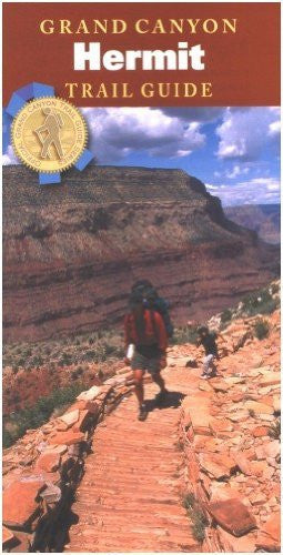 Map: Grand Canyon Trail Guide Hermit