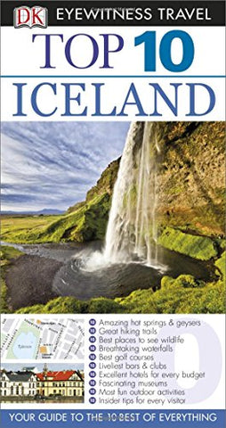 Top 10 Iceland (EYEWITNESS TOP 10 TRAVEL GUIDE)