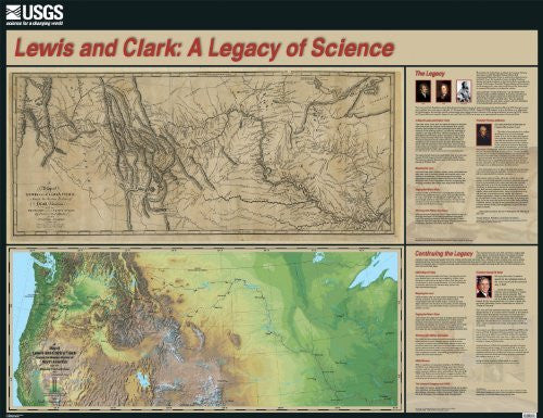 Lewis and Clark, a Legacy of Science