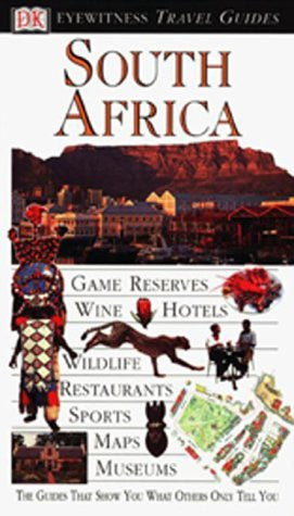 us topo - Eyewitness Travel Guide to South Africa (revised) - Wide World Maps & MORE! - Book - Wide World Maps & MORE! - Wide World Maps & MORE!
