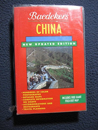 Baedeker China (Baedekers Travel Guides)