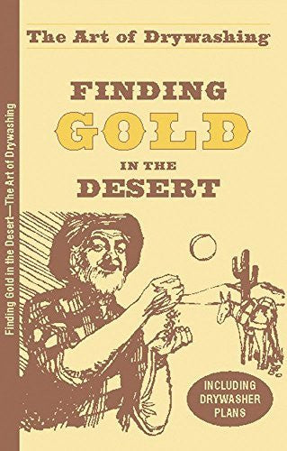 us topo - Finding Gold in the Desert (Prospecting and Treasure Hunting) - Wide World Maps & MORE! - Book - Brand: Primer Publishers - Wide World Maps & MORE!