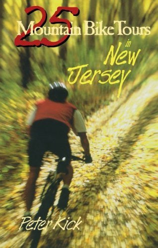 us topo - 25 Mountain Bike Tours in New Jersey (25 Bicycle Tours) - Wide World Maps & MORE! - Book - W.W. Norton & Co - Wide World Maps & MORE!