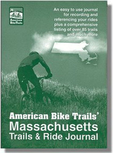 Massachusetts Trails & Ride Journal (Bicycle Trails & Ride Journal Book Series)
