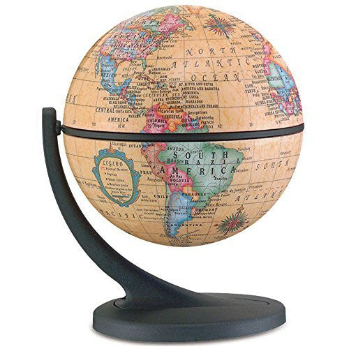Replogle Antique 4.3 in. Wonder Desktop Globe