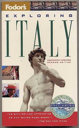 Fodor's Exploring Italy - Wide World Maps & MORE! - Book - Wide World Maps & MORE! - Wide World Maps & MORE!