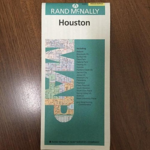 us topo - Houston Map - Wide World Maps & MORE! - Book - Wide World Maps & MORE! - Wide World Maps & MORE!