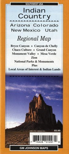 us topo - Indian Country,;AZ/CO/NM/UT - Wide World Maps & MORE! - Book - Wide World Maps & MORE! - Wide World Maps & MORE!