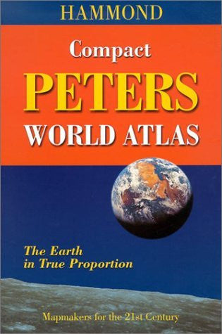 us topo - Hammond Compact Peter's World Atlas - Wide World Maps & MORE! - Book - Hammond - Wide World Maps & MORE!