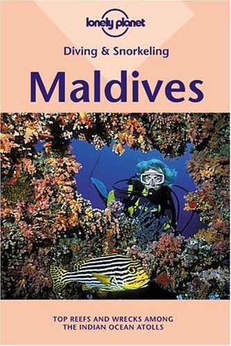 us topo - Diving & Snorkeling Maldives (Lonely Planet Diving & Snorkeling Maldives) - Wide World Maps & MORE! - Book - Brand: Lonely Planet Publications - Wide World Maps & MORE!