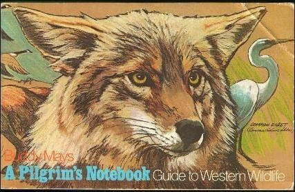 us topo - A Pilgrim's Notebook: Guide to Western Wildlife - Wide World Maps & MORE! - Book - Brand: Chronicle Books - Wide World Maps & MORE!