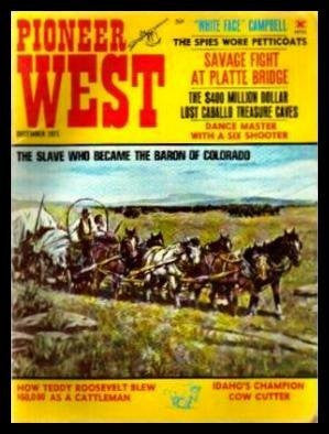 PIONEER WEST - Volume 5, number 4 - December 1971 - Wide World Maps & MORE! - Book - Wide World Maps & MORE! - Wide World Maps & MORE!