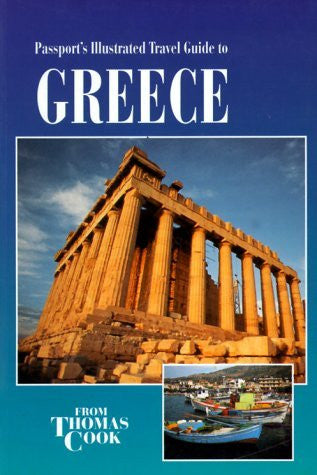 Passport's Illustrated Travel Guide to Greece