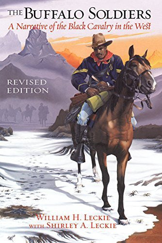 us topo - The Buffalo Soldiers: A Narrative of the Black Cavalry in the West, Revised Edition - Wide World Maps & MORE! - Book - Wide World Maps & MORE! - Wide World Maps & MORE!