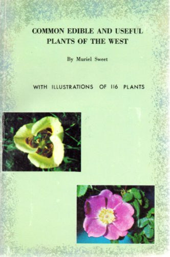 us topo - Common Edible and Useful Plants of the West - Wide World Maps & MORE! - Book - Wide World Maps & MORE! - Wide World Maps & MORE!