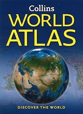 us topo - Collins World Atlas - Wide World Maps & MORE! - Book - Wide World Maps & MORE! - Wide World Maps & MORE!