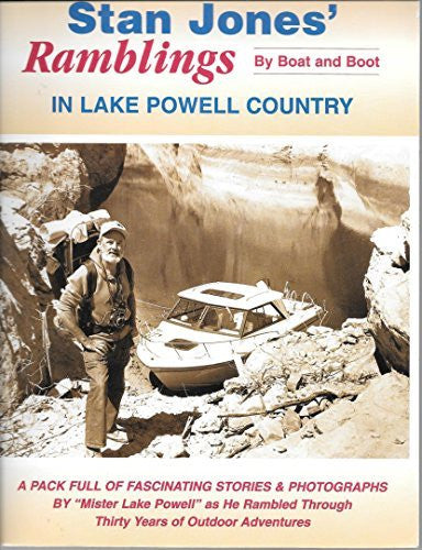 us topo - Stan Jones' ramblings by boat and boot in Lake Powell country - Wide World Maps & MORE! - Book - Wide World Maps & MORE! - Wide World Maps & MORE!