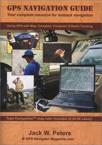 GPS Navigation Guide [Collectible - Like New] - Wide World Maps & MORE! - Book - GPS Navigator Magazine - Wide World Maps & MORE!