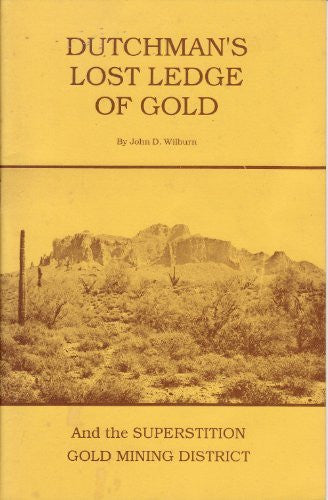us topo - Dutchman's Lost Ledge of Gold and the Superstition Gold Mining District - Wide World Maps & MORE! - Book - Wide World Maps & MORE! - Wide World Maps & MORE!