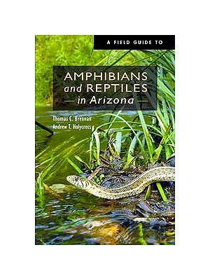 A Field Guide to Amphibians and Reptiles in Arizona - Wide World Maps & MORE! - Book - Arizona Game and Fish Department - Wide World Maps & MORE!