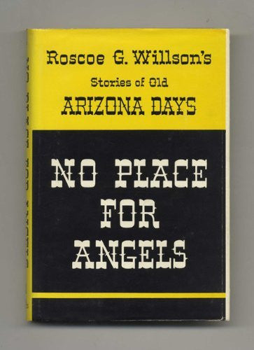 No Place for Angels - 1st Edition/1st Printing - Wide World Maps & MORE! - Book - Wide World Maps & MORE! - Wide World Maps & MORE!