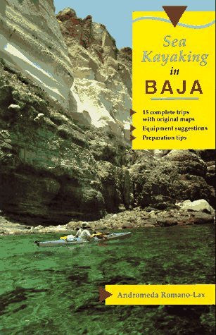 Sea Kayaking in Baja - Wide World Maps & MORE! - Book - Brand: Wilderness Pr - Wide World Maps & MORE!
