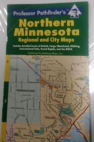 Northern Minnesota - Wide World Maps & MORE! - Book - Hedberg Maps - Wide World Maps & MORE!