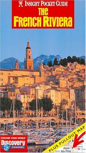 French Riviera (Insight Pocket Guide French Riviera) - Wide World Maps & MORE! - Book - Brand: Langenscheidt Publishers - Wide World Maps & MORE!