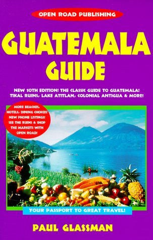 us topo - Guatemala Guide Your Passport to Great Travel! - Wide World Maps & MORE! - Book - Brand: Open Road Publishing - Wide World Maps & MORE!