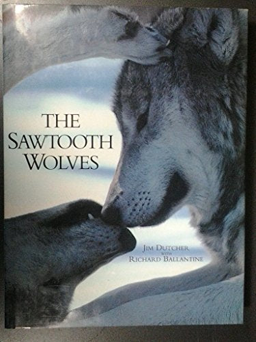 The Sawtooth Wolves - Wide World Maps & MORE! - Book - Brand: Rufus Pubns Inc - Wide World Maps & MORE!