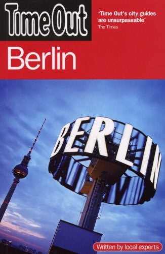 Time Out Berlin (Time Out Guides)