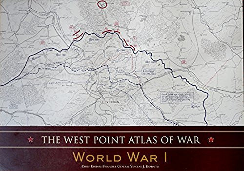 The West Point Atlas of War, World War I