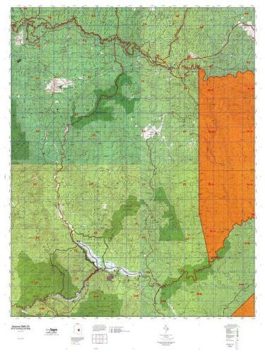 Arizona GMU 23 Hunt Area / Game Management Units (GMU) Map