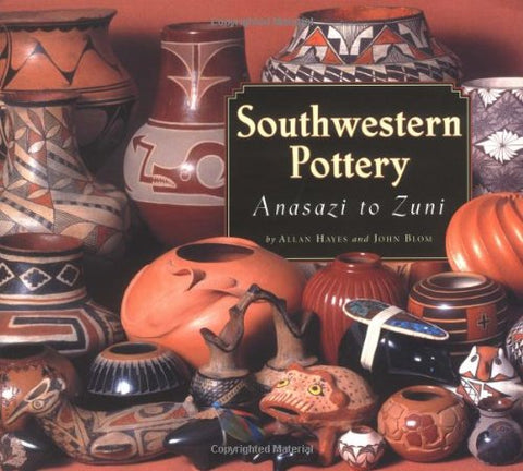 Southwestern Pottery: Anasazi to Zuni - Wide World Maps & MORE!
