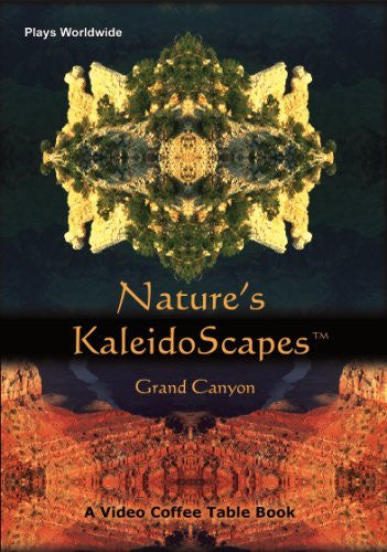 Nature's KaleidoScapes - Grand Canyon