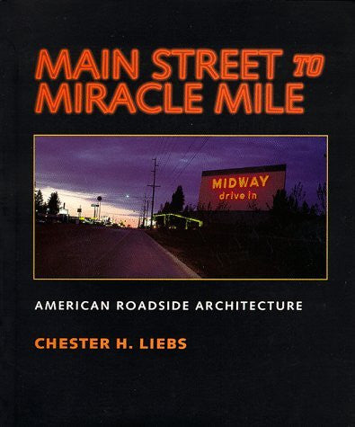 us topo - Main Street to Miracle Mile: American Roadside Architecture - Wide World Maps & MORE! - Book - Brand: Johns Hopkins University Press - Wide World Maps & MORE!