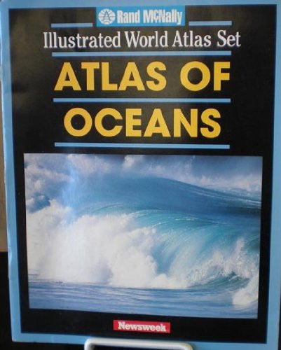Atlas of Oceans (Illustrated World Atlas)