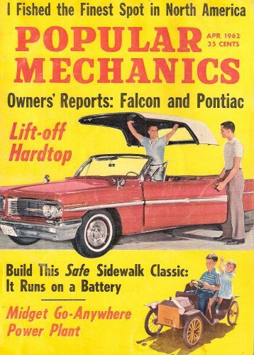 Popular Mechanics - April 1962 - (Volume 117 Number 4)