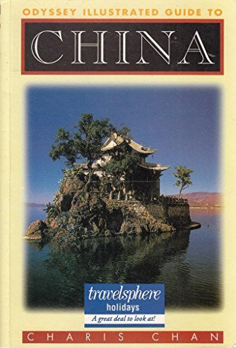 China (Odyssey Guides) - Wide World Maps & MORE! - Book - Wide World Maps & MORE! - Wide World Maps & MORE!