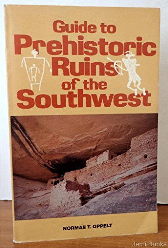 us topo - Guide to Prehistoric Ruins of the Southwest - Wide World Maps & MORE! - Book - Brand: Pruett Pub Co - Wide World Maps & MORE!