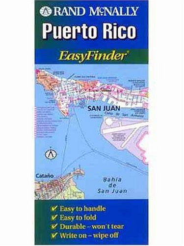 us topo - Ef Puerto Rico, PR (Rand McNally Easyfinder) - Wide World Maps & MORE! - Book - Wide World Maps & MORE! - Wide World Maps & MORE!